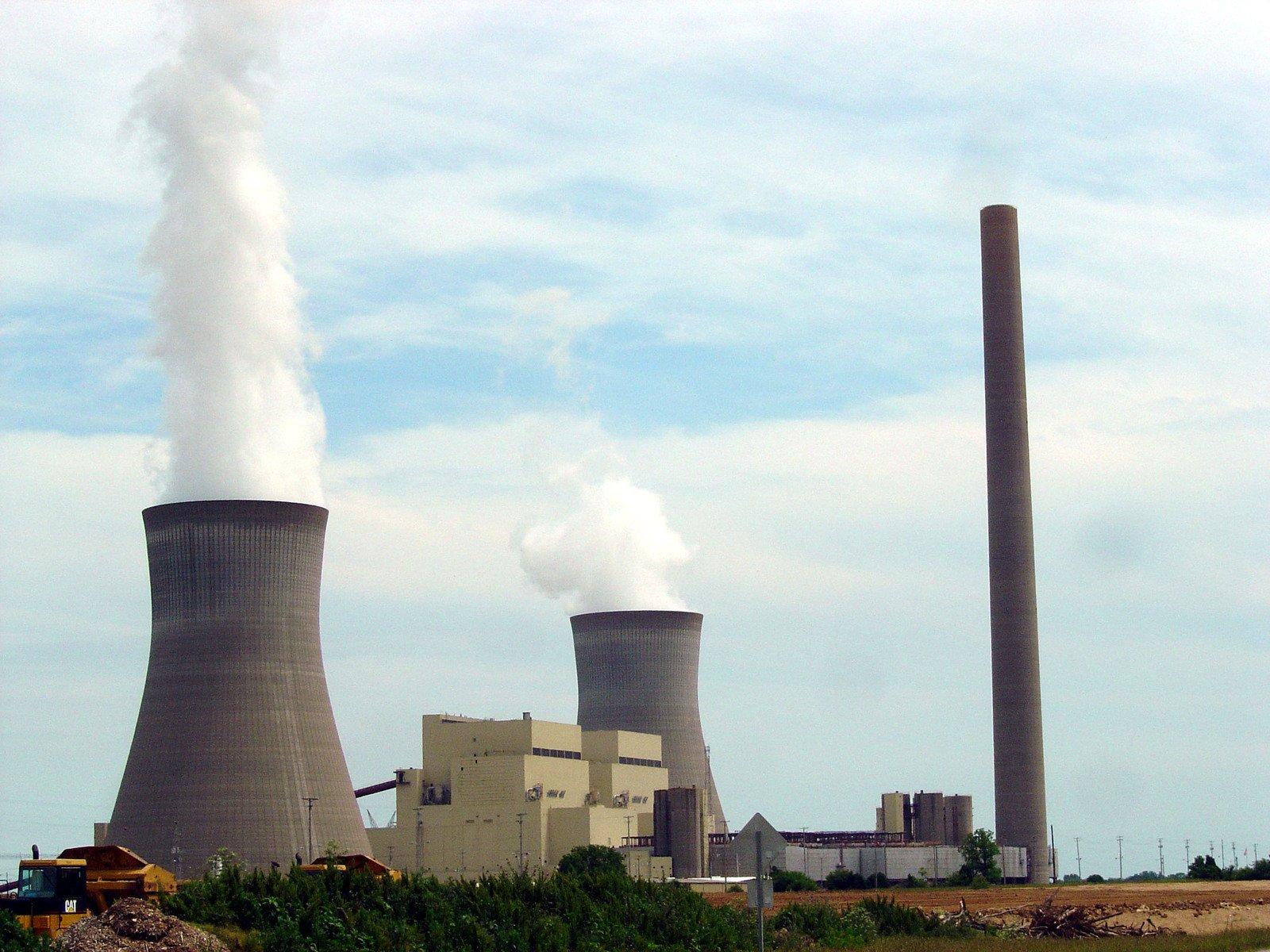 Coal Power Plant, free photos, #1539229 - FreeImages.com