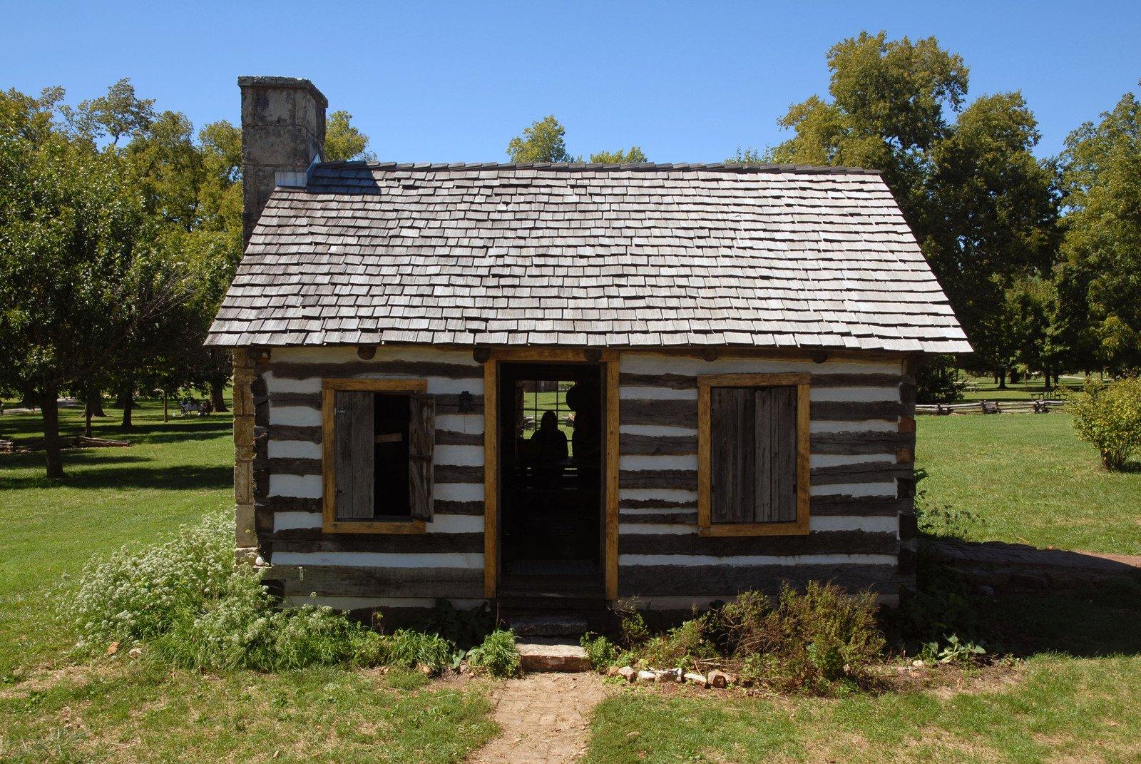 Free log cabin stock photo for Free log cabin