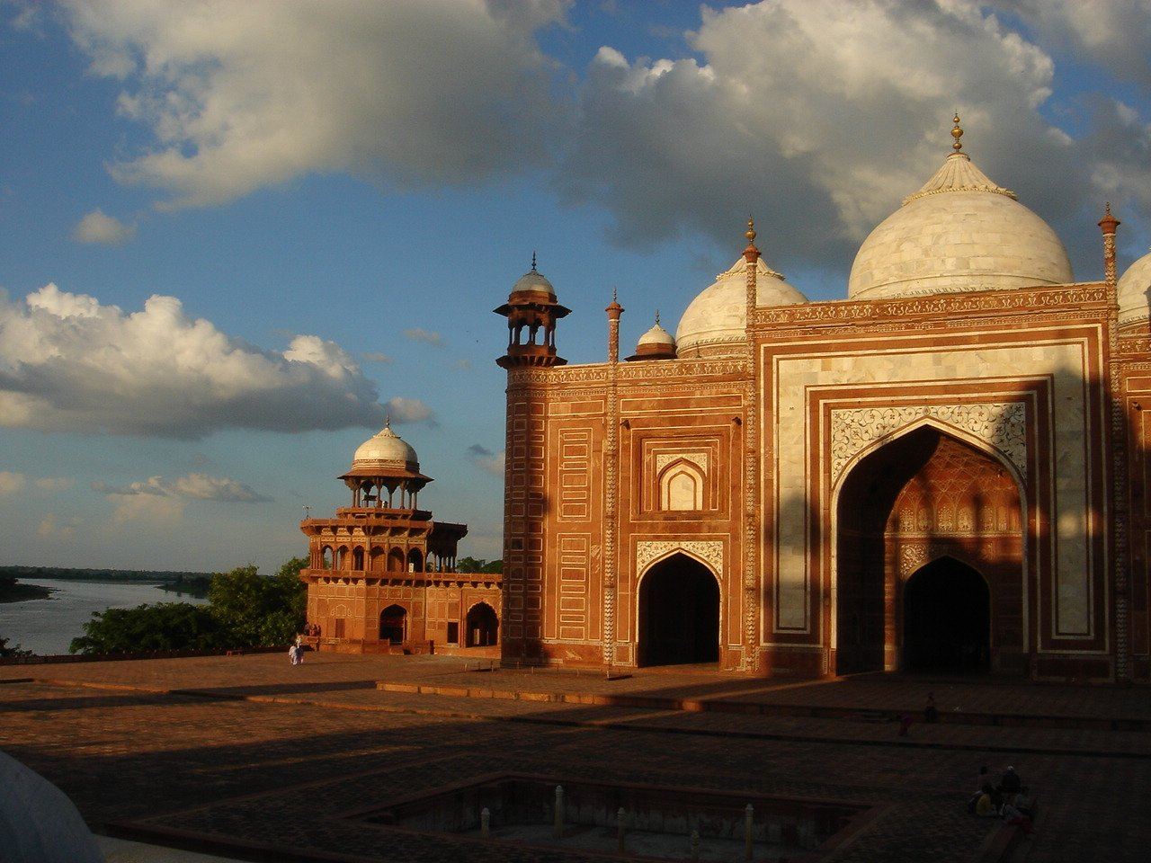 Free taj mahal stock photo for Taj mahal exterior design