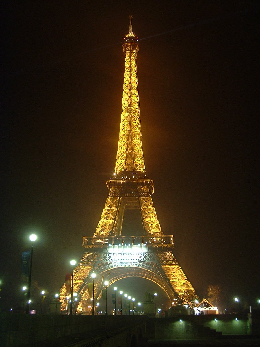Free Le Tour Eiffel 6 Stock Photo Freeimages Com