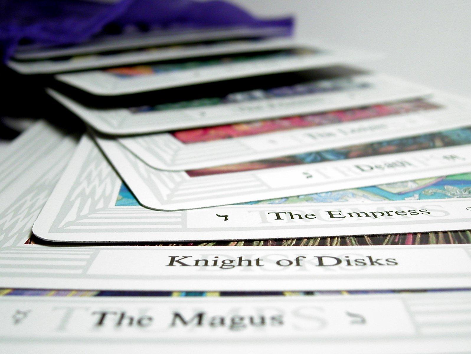 wróżba z kart