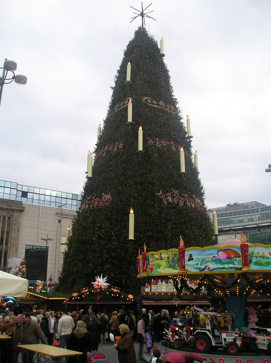 biggest christmas tree of the world - Biggest Christmas Tree