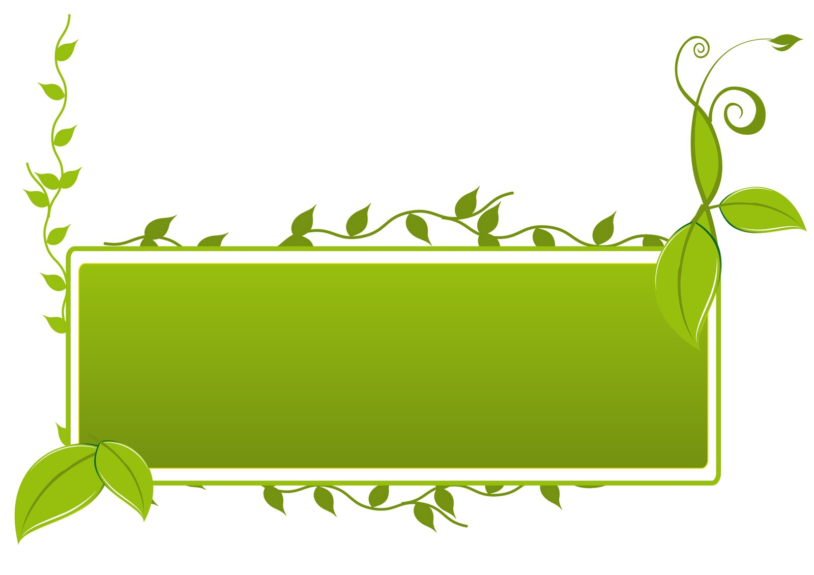 Free Eco Floral Banner 2 Stock Photo Freeimages Com