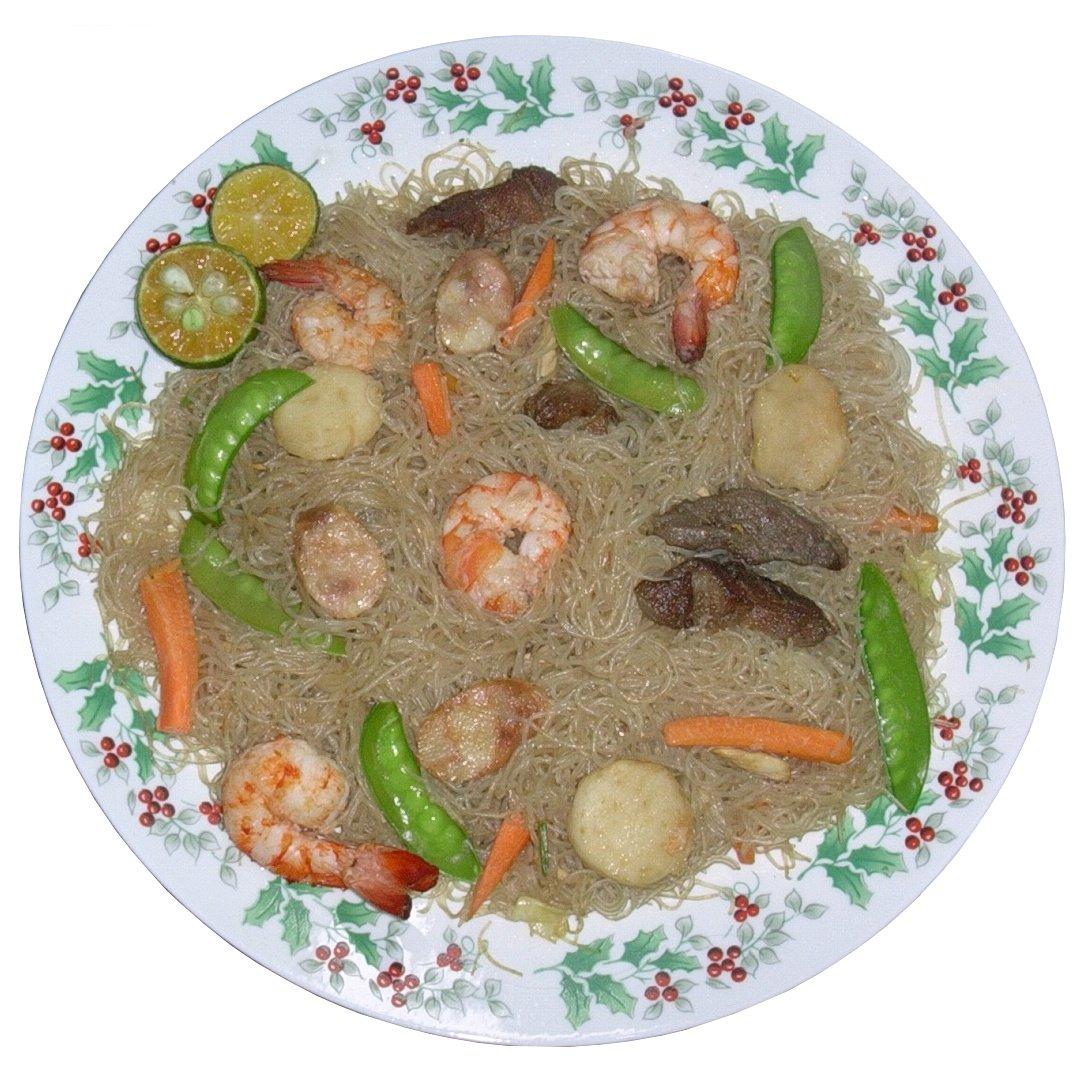 how to cook pancit bihon