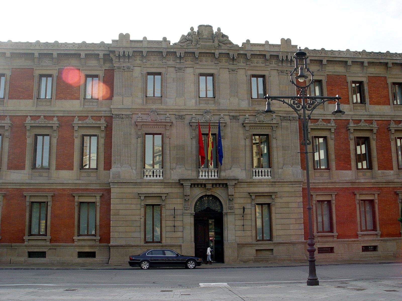 Parliament of Navarra 1
