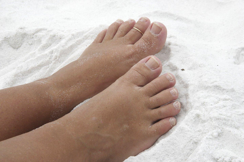 Mel's Toes