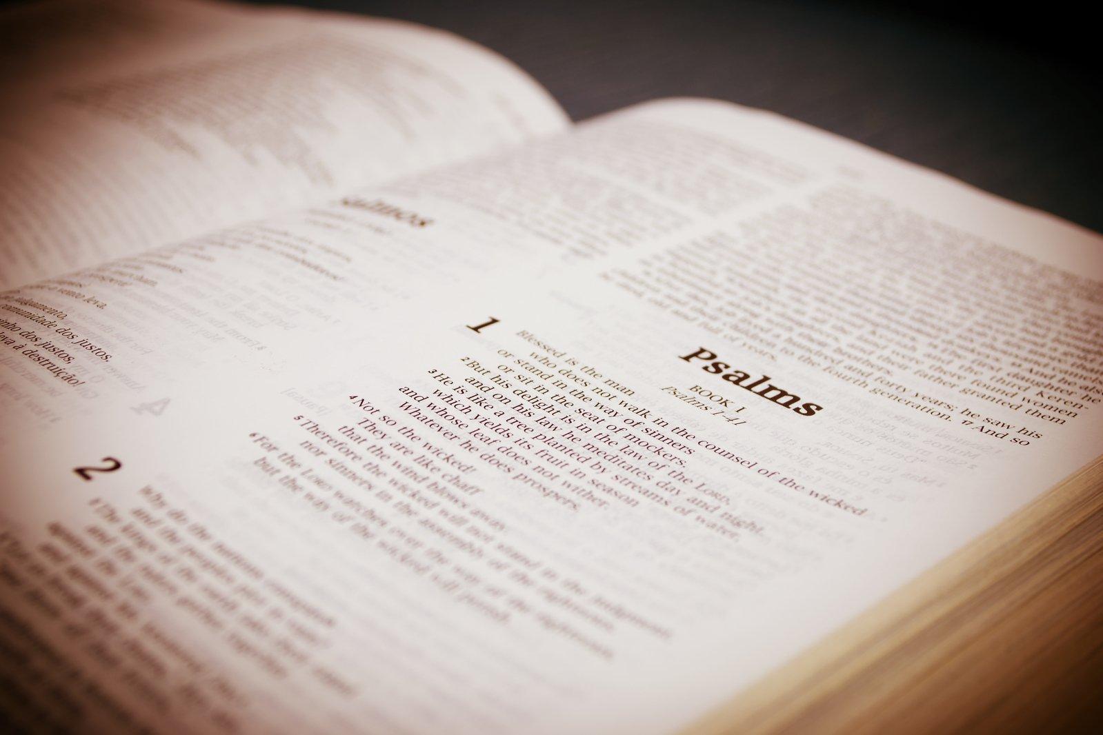 圣经诗篇26首歌谱