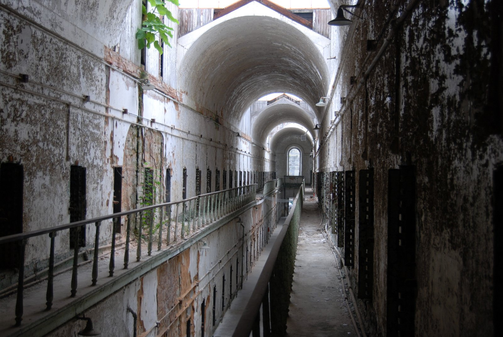 Free Eastern State Penitentiary Stock Photo Freeimages Com
