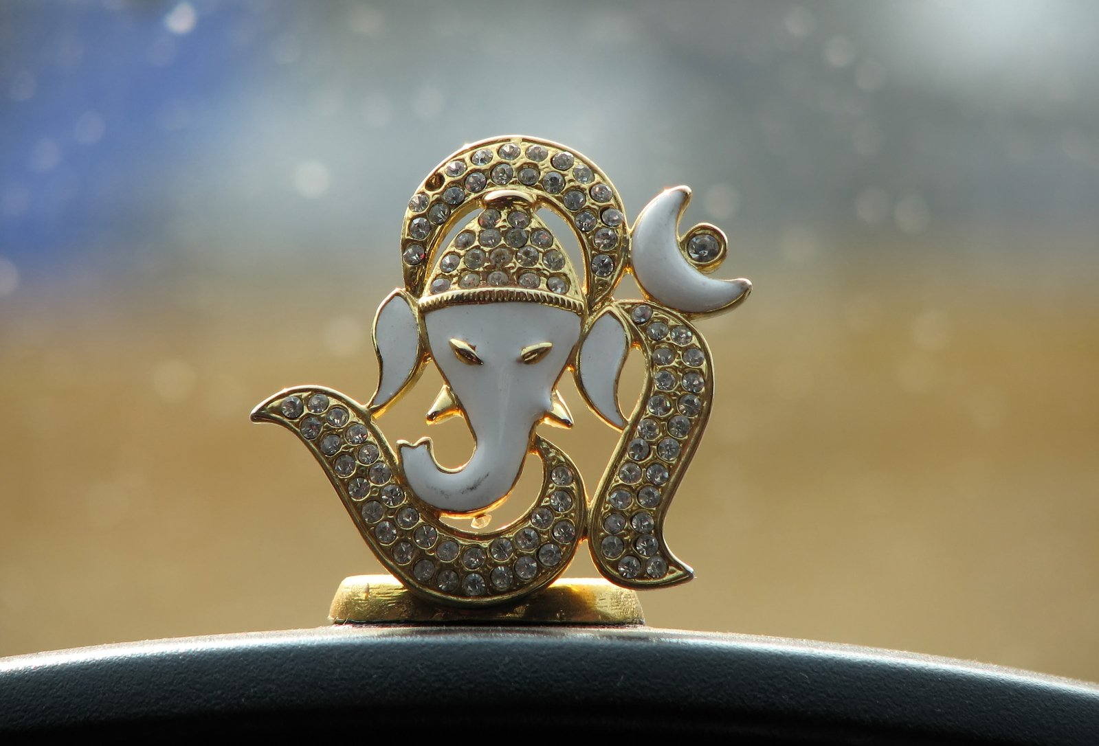 Download Images Of Lord Ganesha: Indian God Stock Photo
