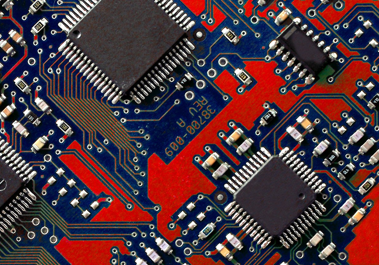 Free Pcb 2 Stock Photo Photos Circuits Computers Components Technology Image