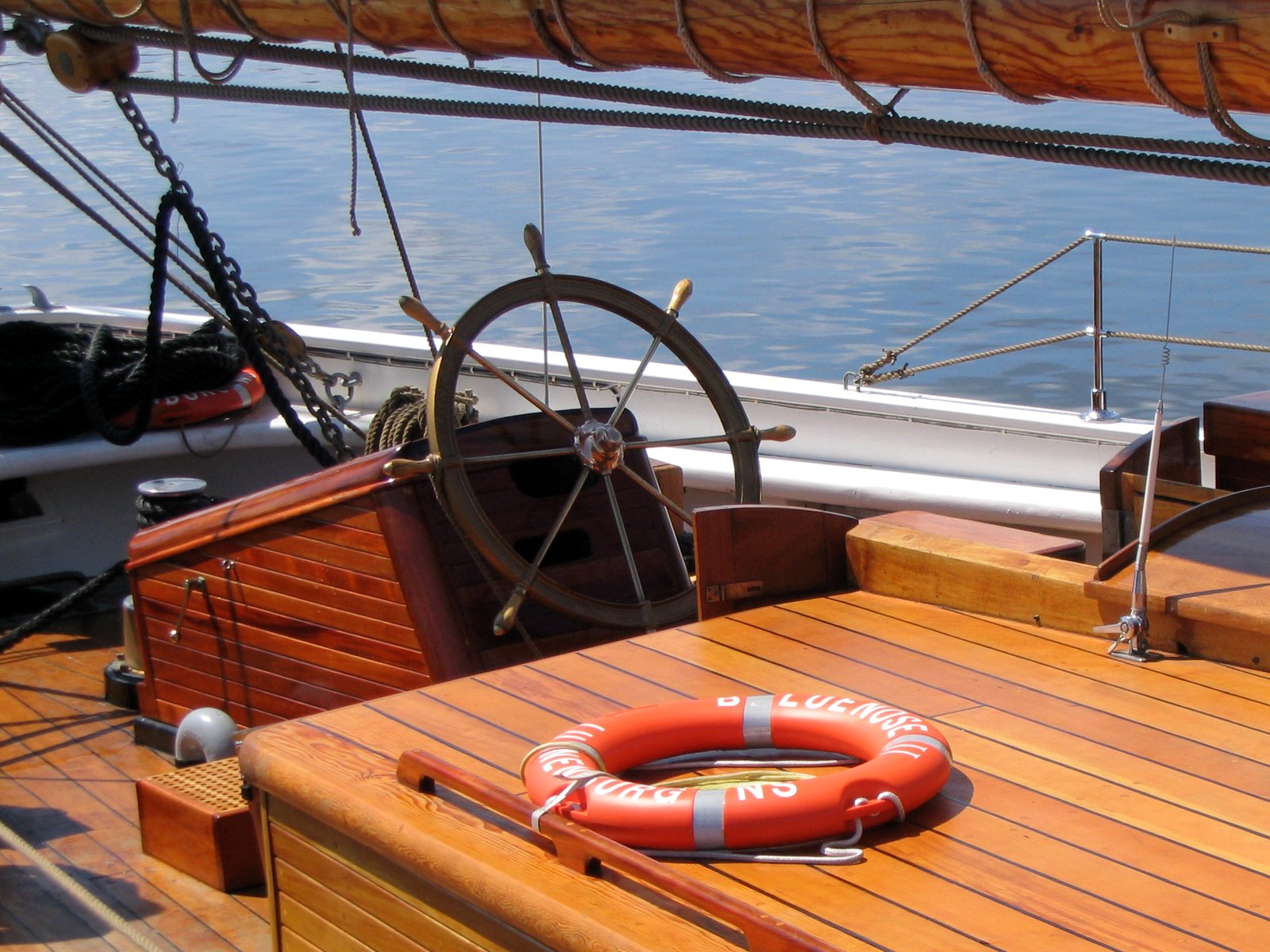 Free The Bluenose II Schooner 2 Stock Photo