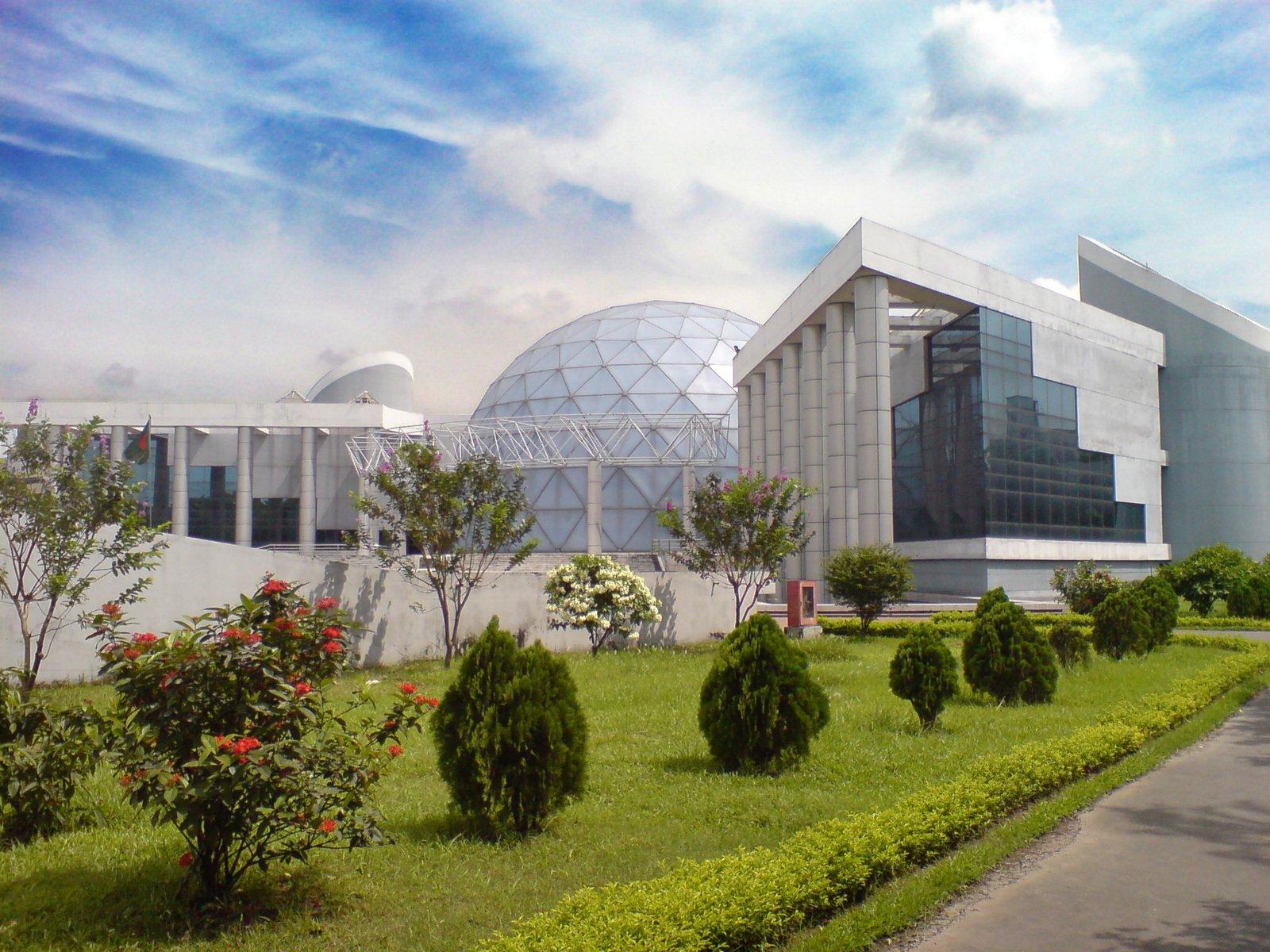 Vasani Novo Theater, a planetarium in Bangladesh