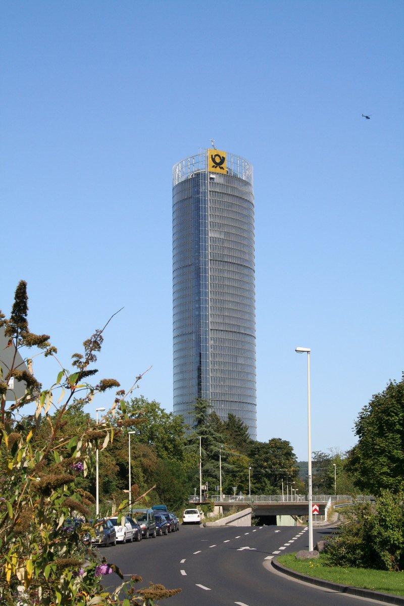Posttower In Bonn