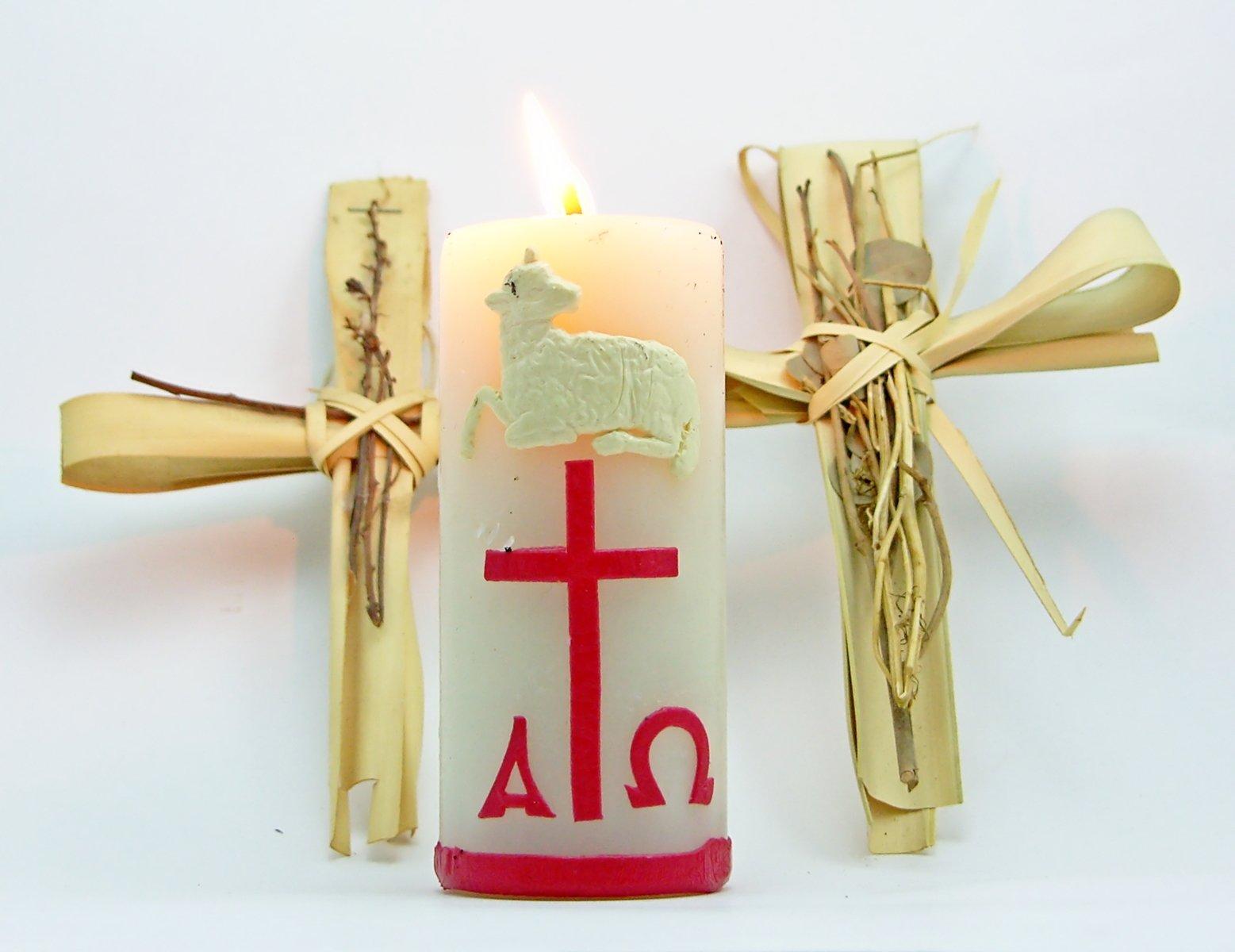Cruz y la vela