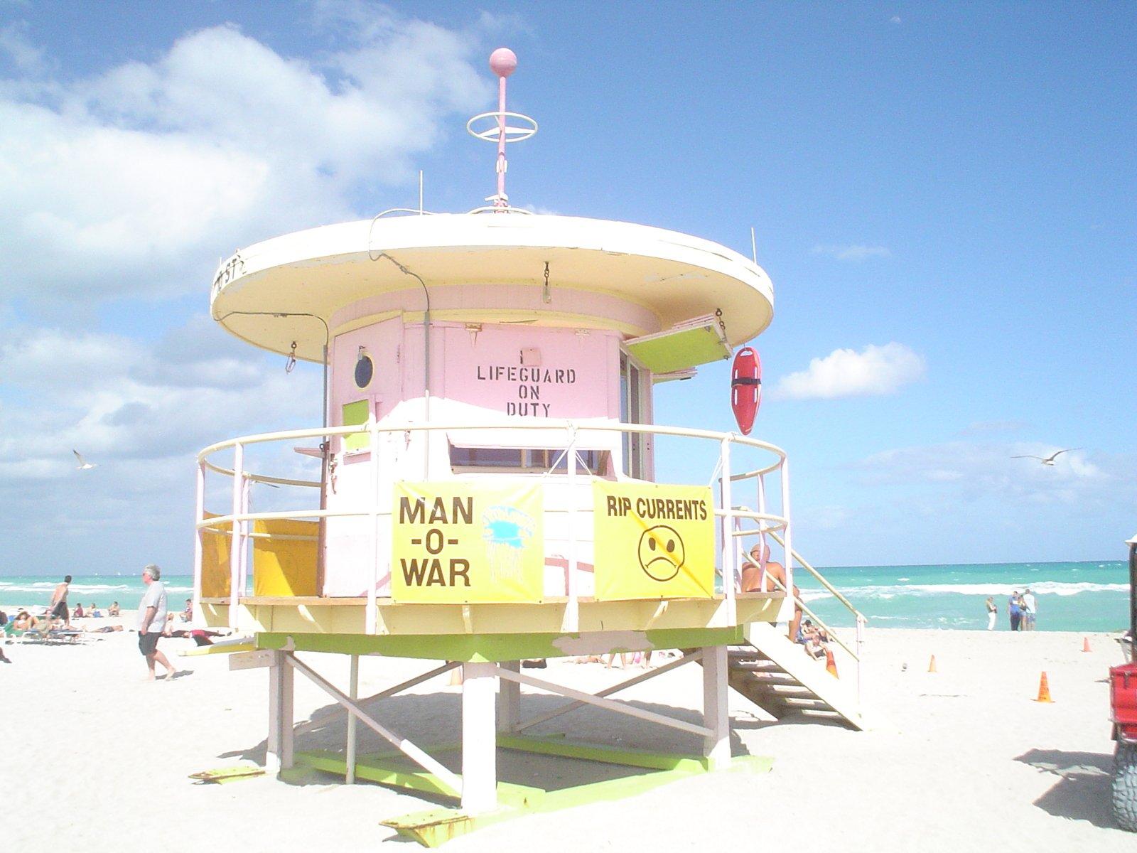 Free Lifeguard Station Stock Photo - FreeImages.com