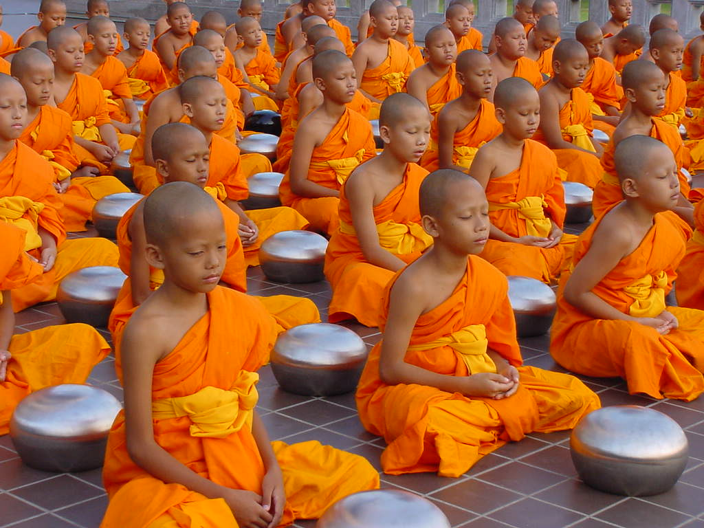 Буддийская медитация для начинающих