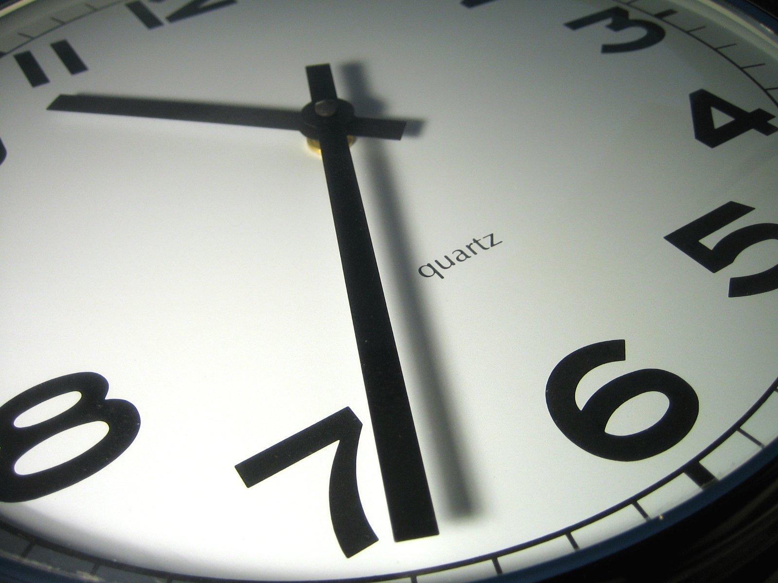 Режим рабочего времени и отпуска