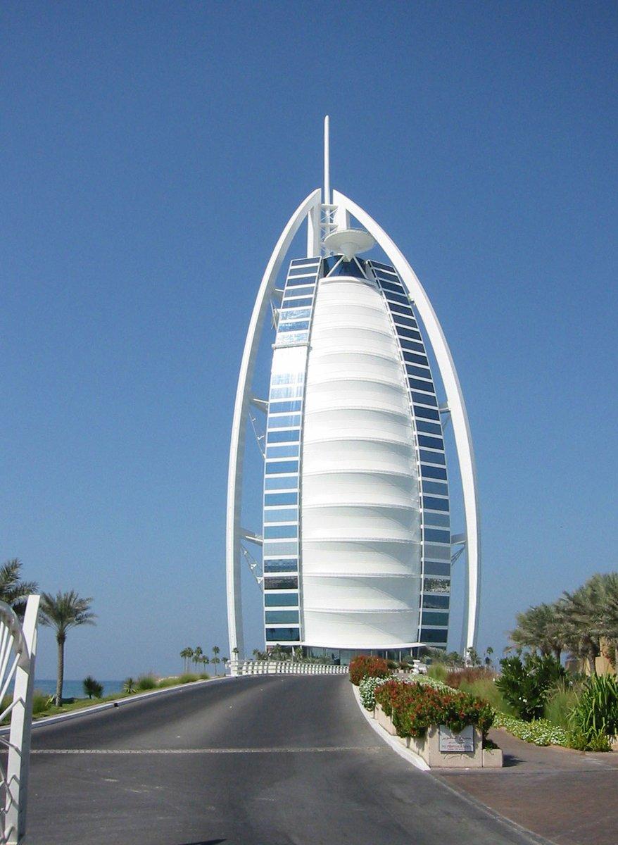 Free Burj Al Arab Stock Photo