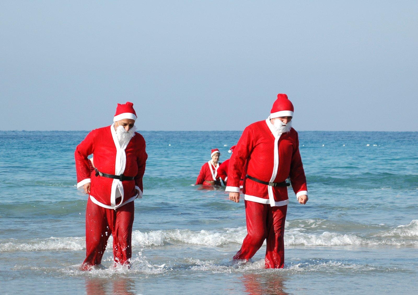 Куда поехать в греции на новый год