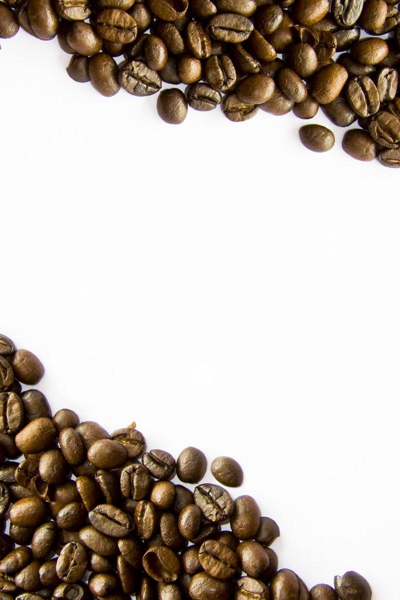 Coffee Bean Border ~ Free coffee beans stock photo freeimages