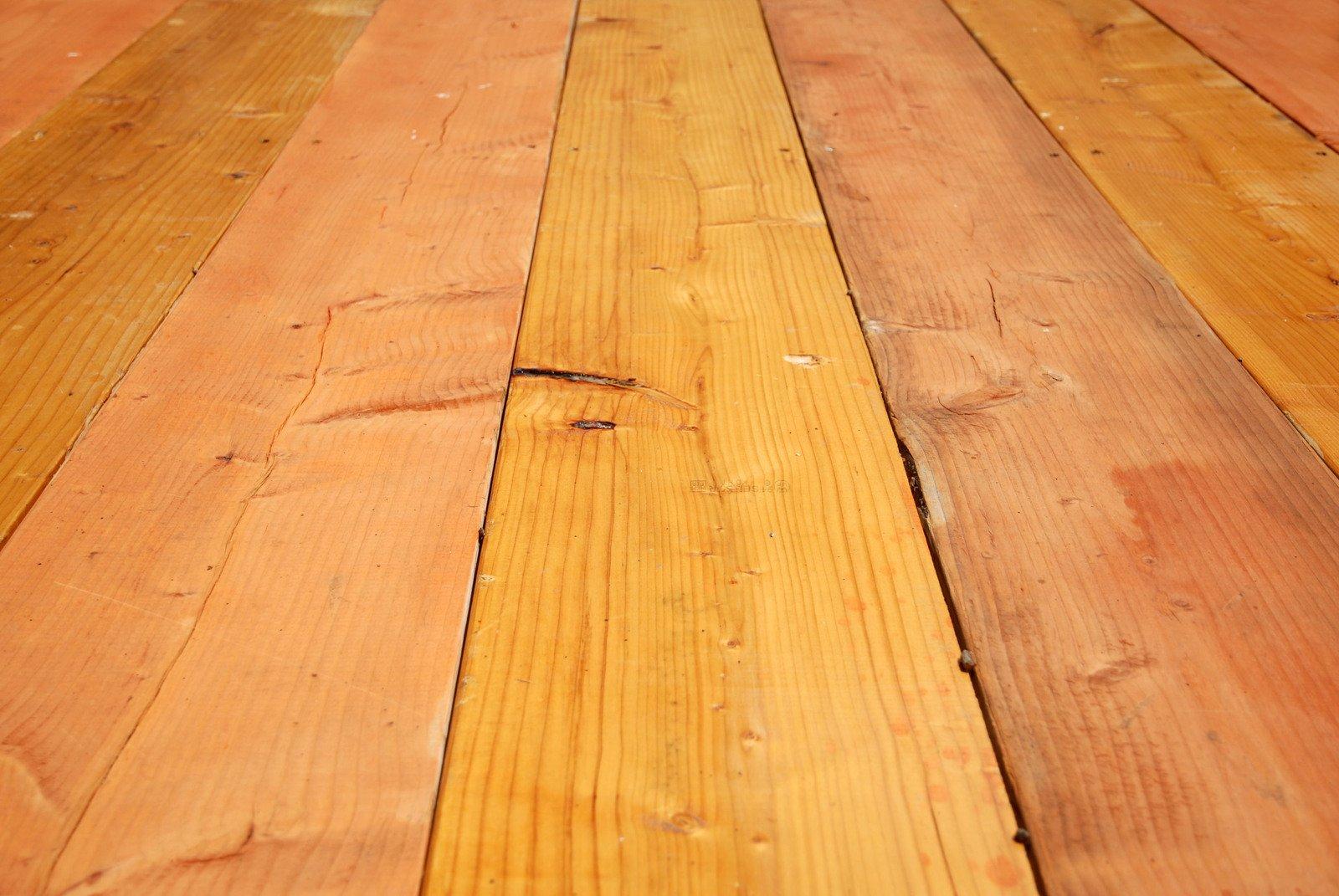 free wood floor stock photo