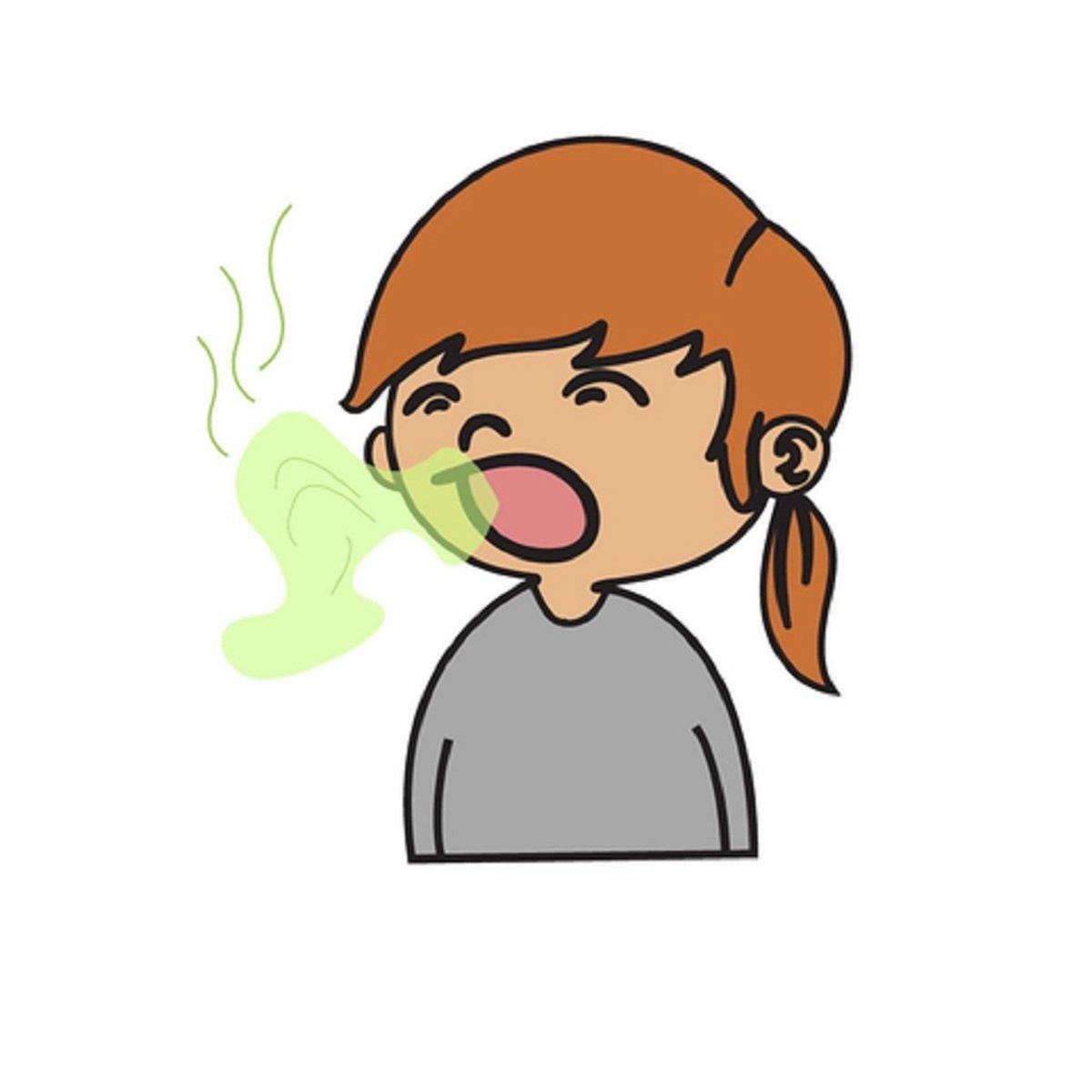 Funny bad breath pictures 150 Hilarious Funny Facebook Status Updates!