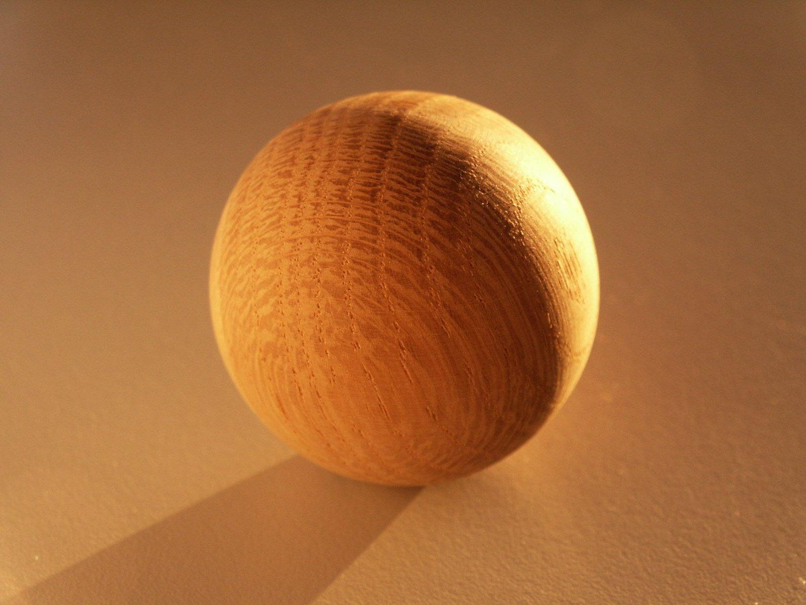 Как сделать сферу из дерева