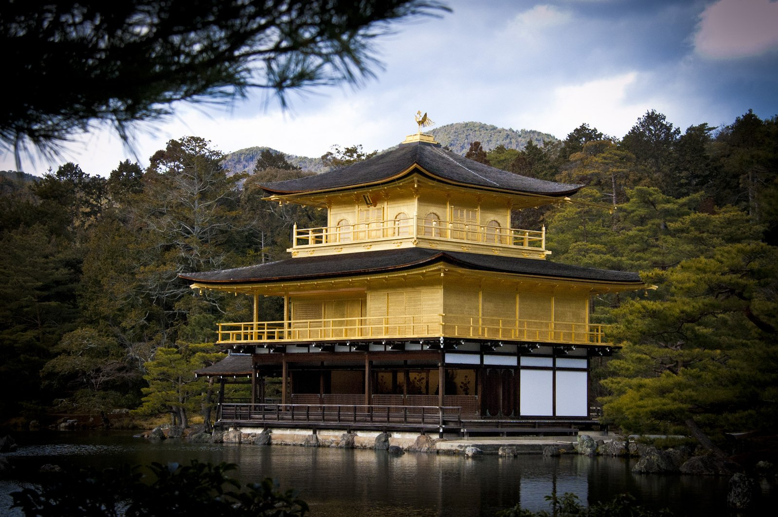 the golden pavilion:: 1