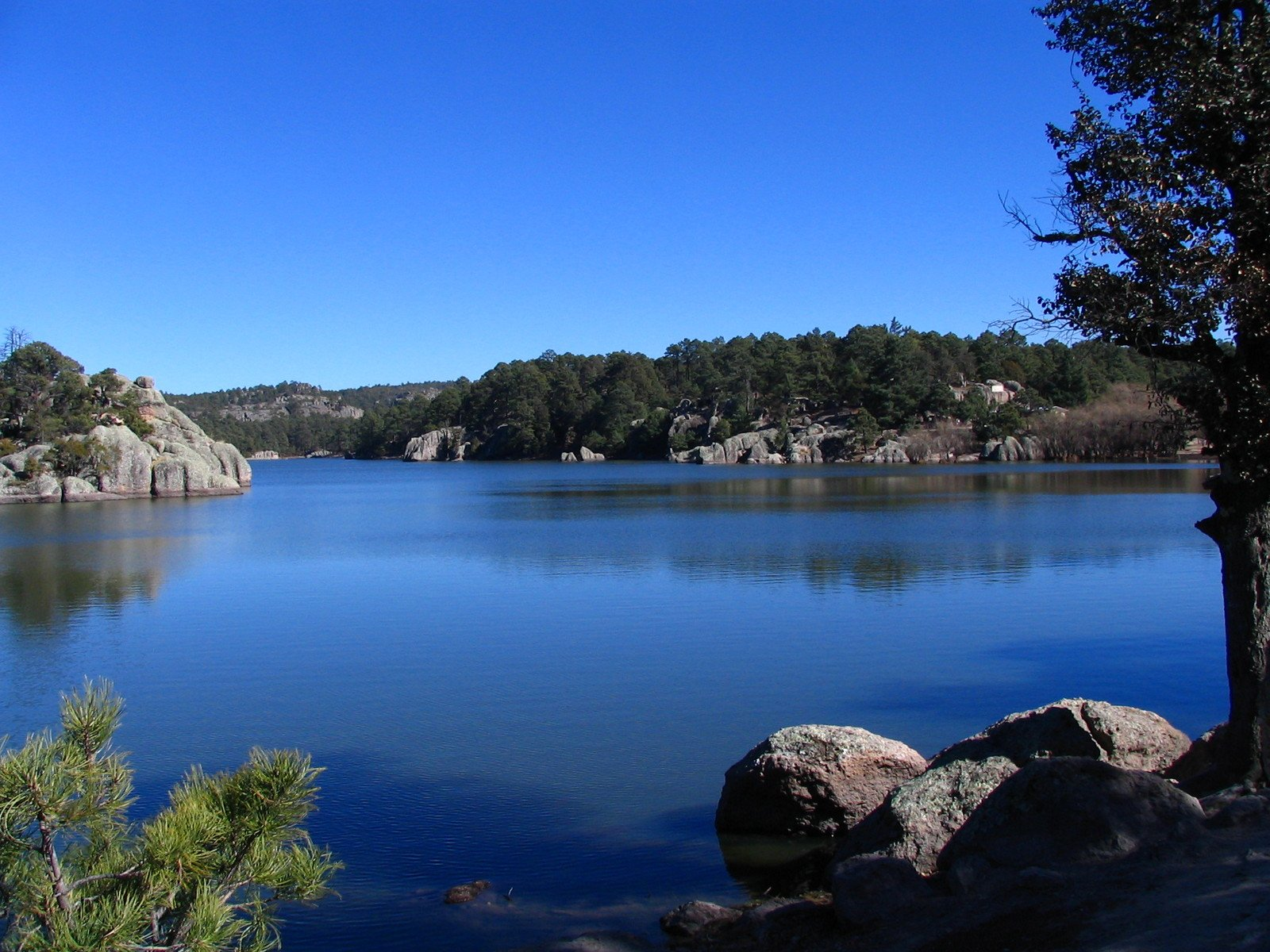 Free Arareco Lake Stock Photo