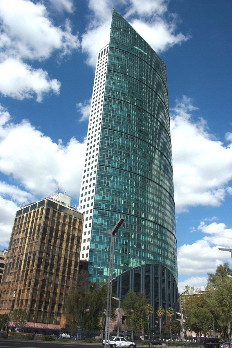 Torre Mayor Mexico City