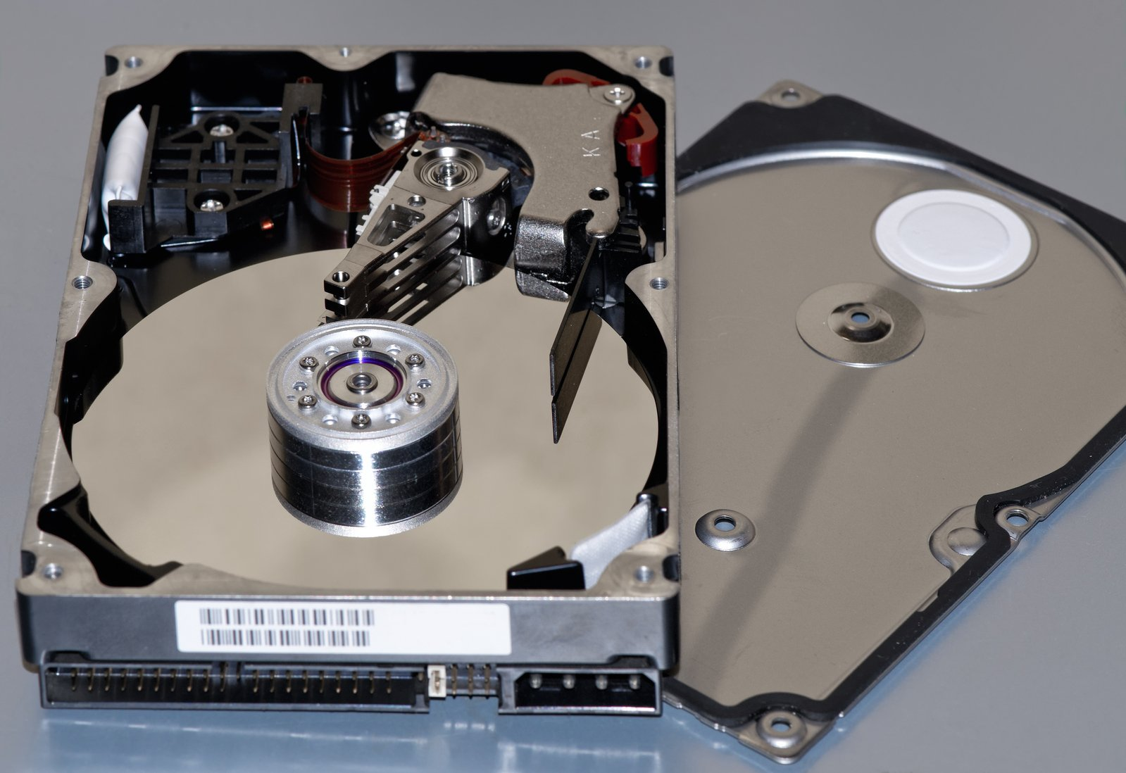 How to recover files on a hard drive that crashed