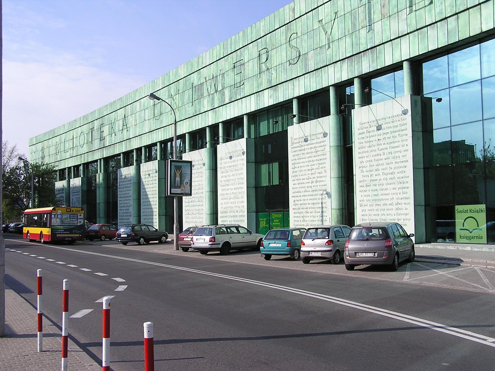 Free biblioteka uniwersytecka w warszawie stock photo for Nauka coffee table