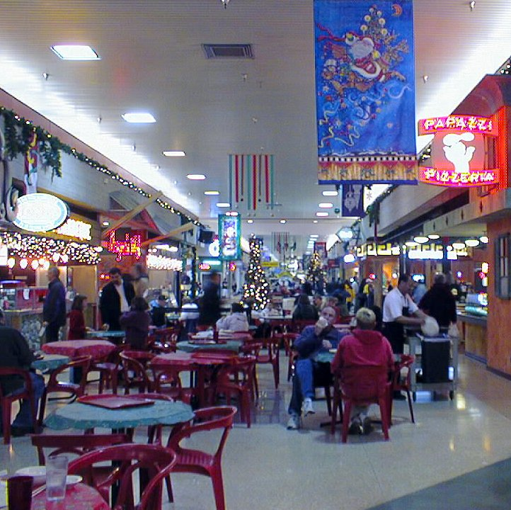 haircut morgantown wv free crowded mall stock photo freeimages 1134