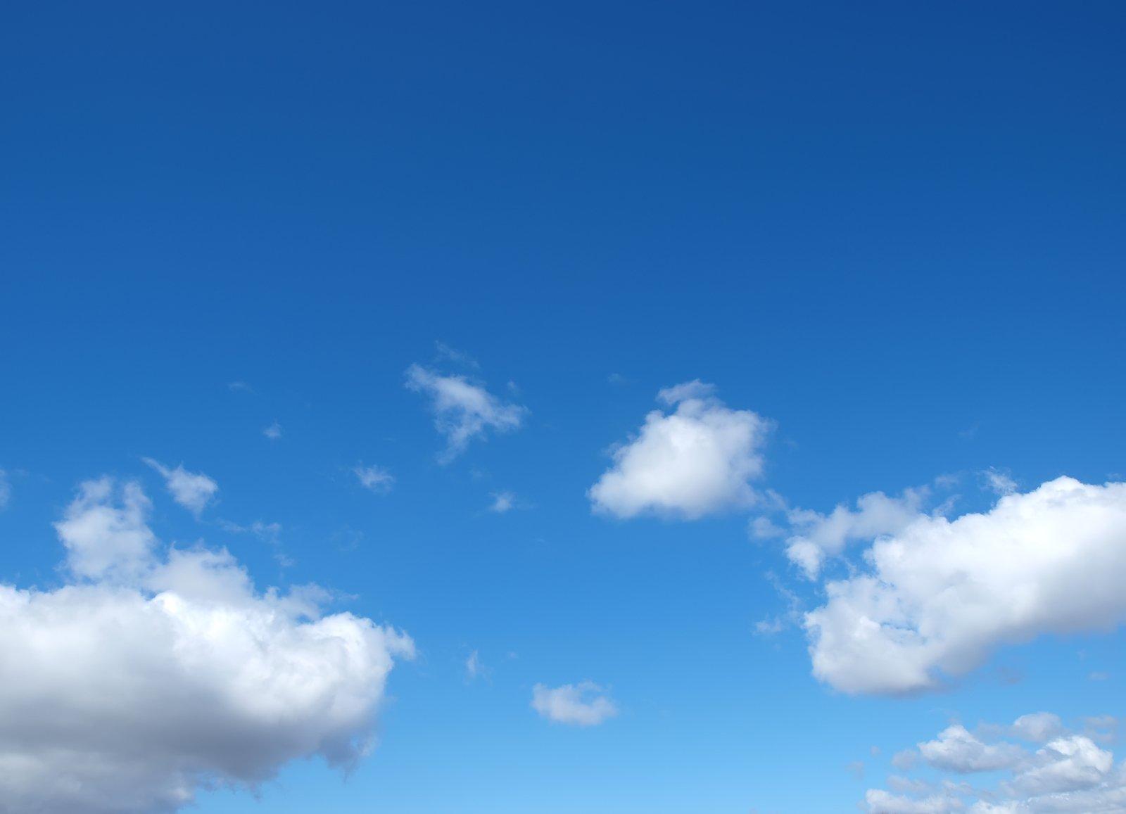 Free Cloudy Sky Stock Photo Freeimages Com