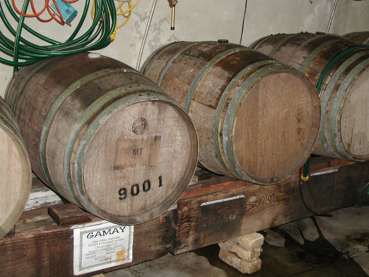 Free Wine Barrels Stock Photo - FreeImages com