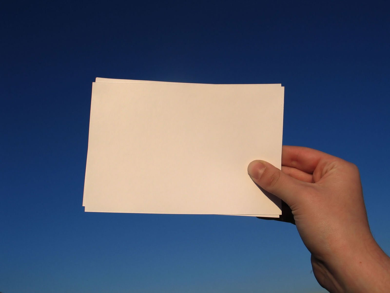 Free Empty Cards 2 Stock Photo Freeimages