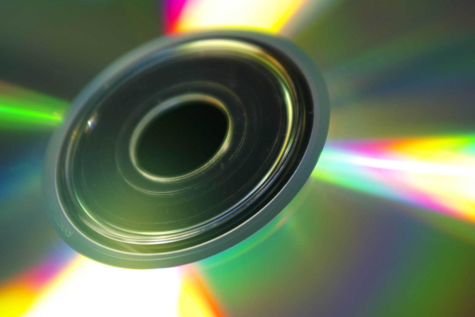 CD Rainbow 1