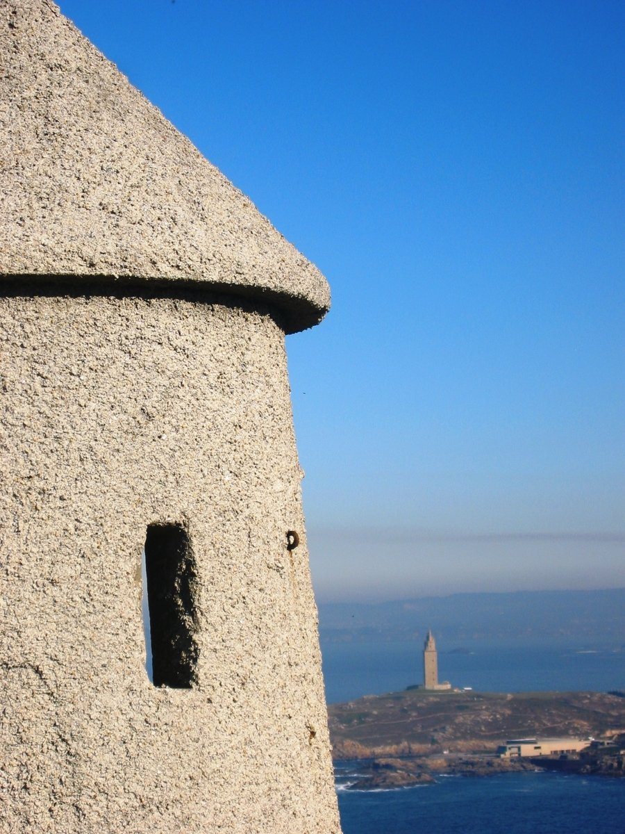 Free Sentry And Tower Stock Photo Freeimages Com