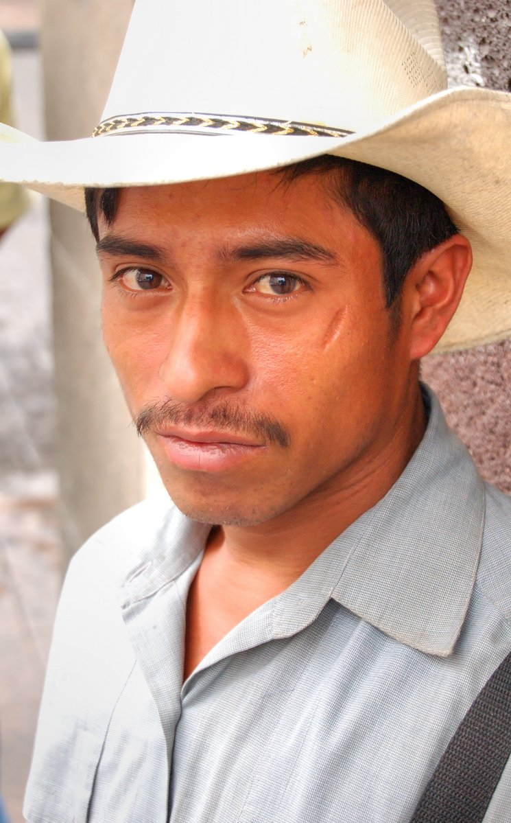 Free Faces Of Mexico 11 Stock Photo Freeimages Com