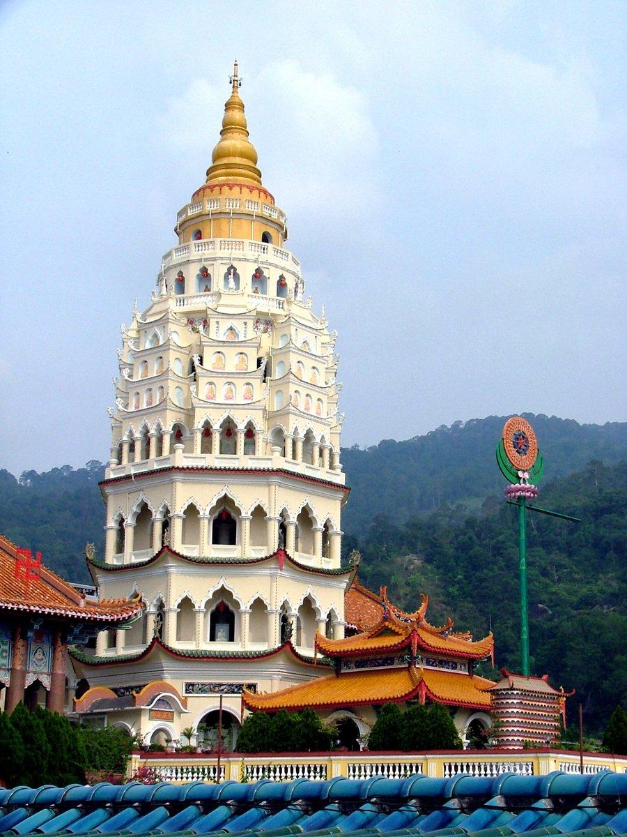 Free Kek Lok Si Temple 6 Stock Photo Freeimages Com