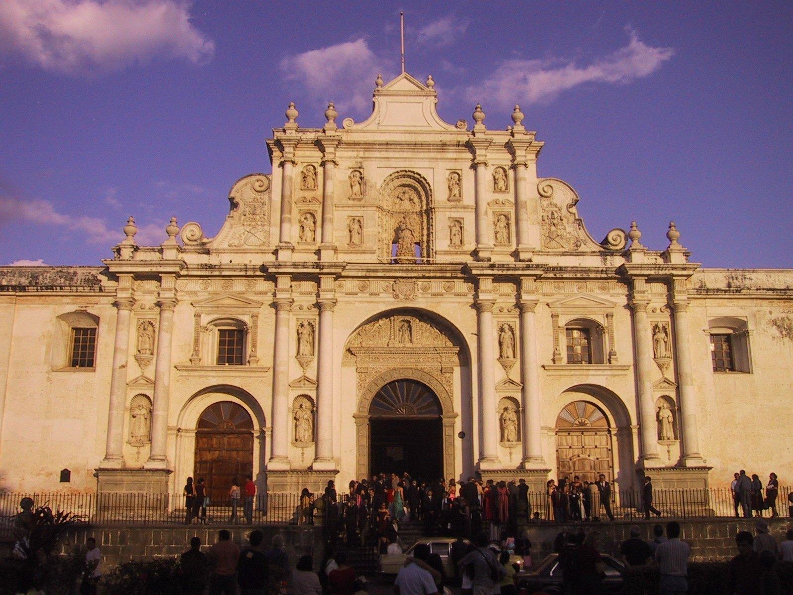 Antigua Guatemala's Church 3