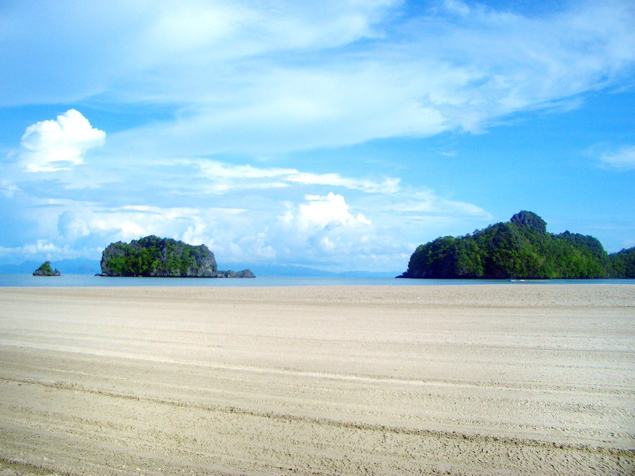 Langkawi The Idyllic Island: Free Langkawi Island 4 Stock Photo