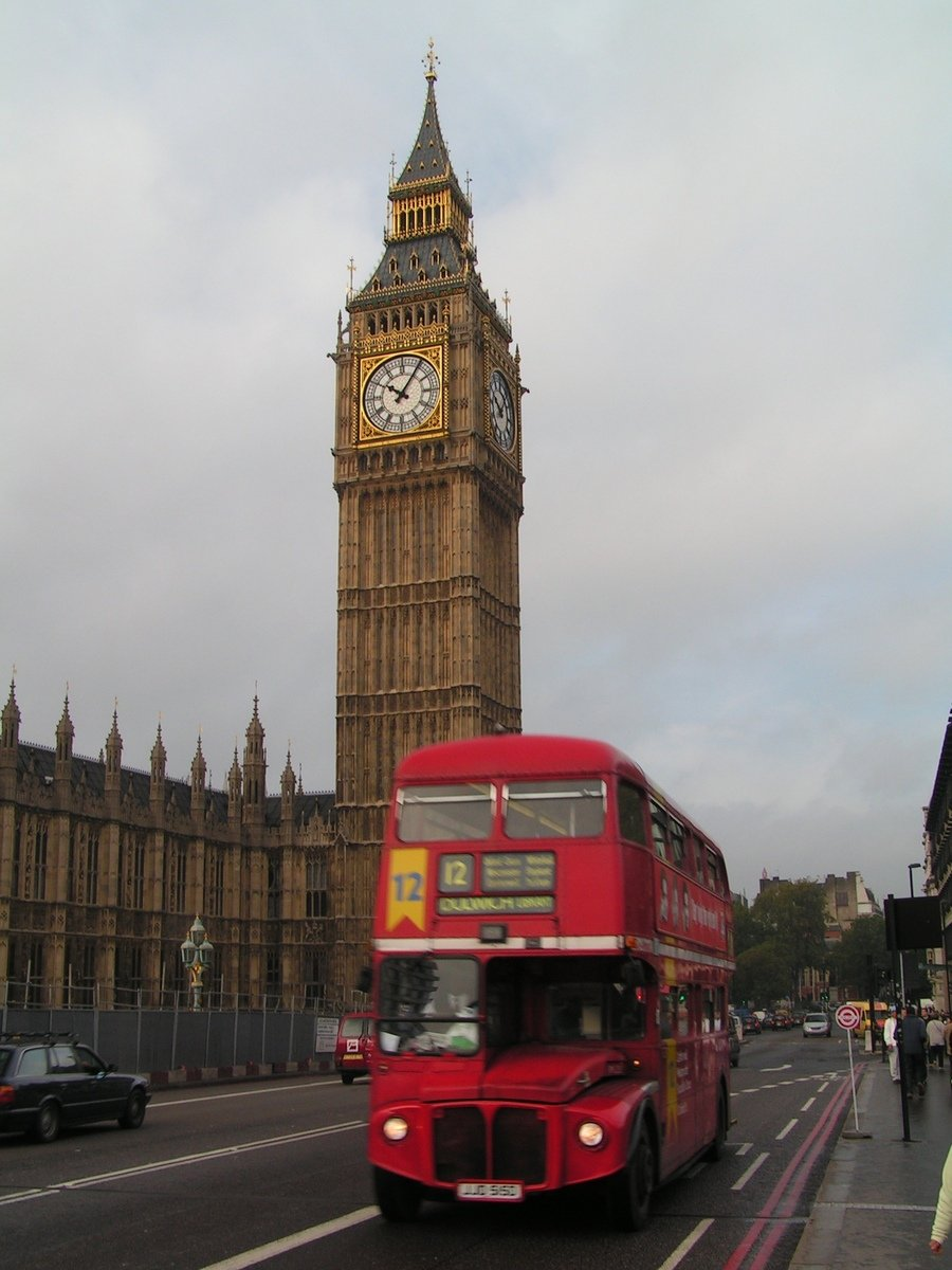 London by a day 3