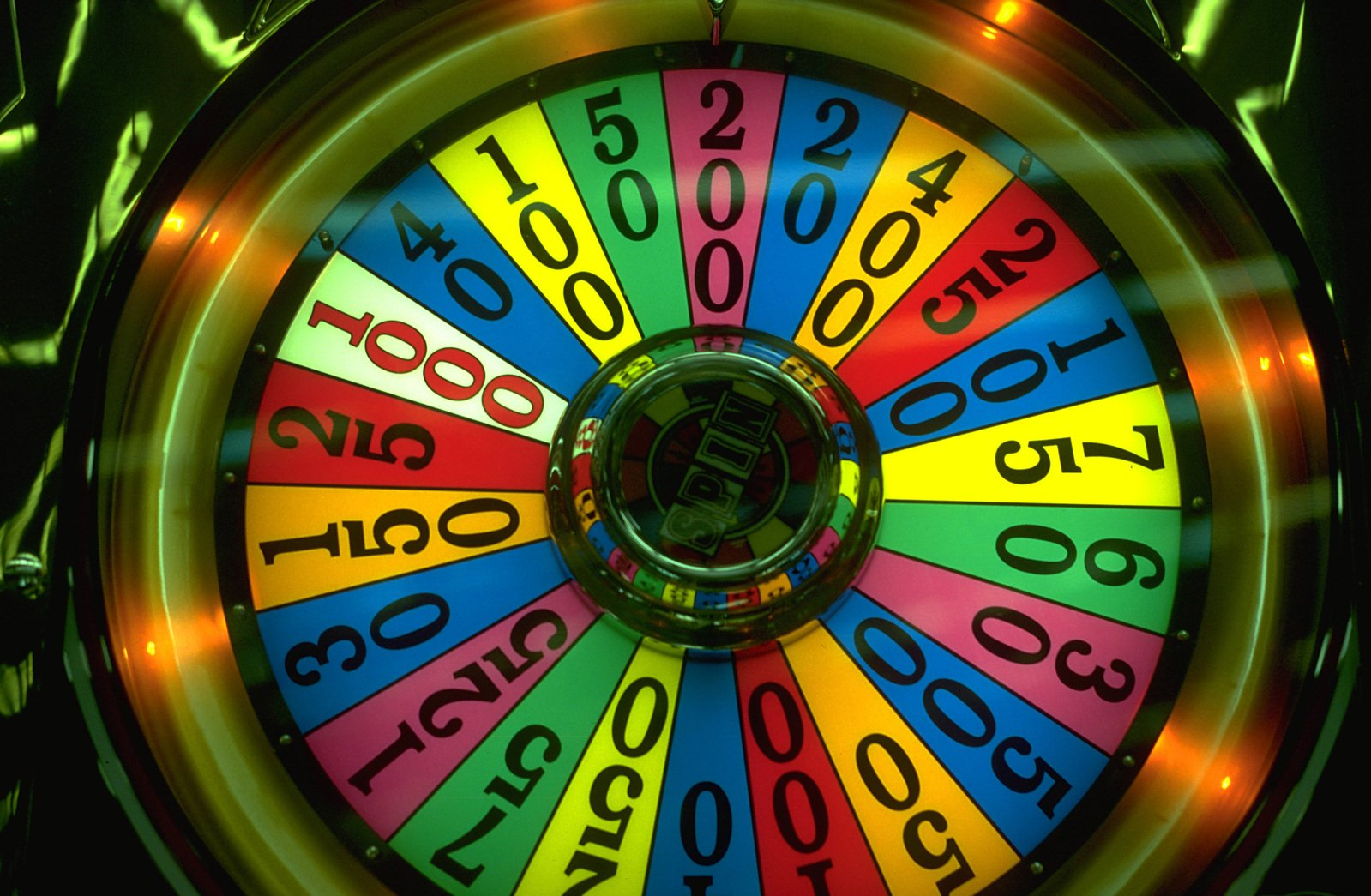 Free Wheel Of Fortune Slots No Download