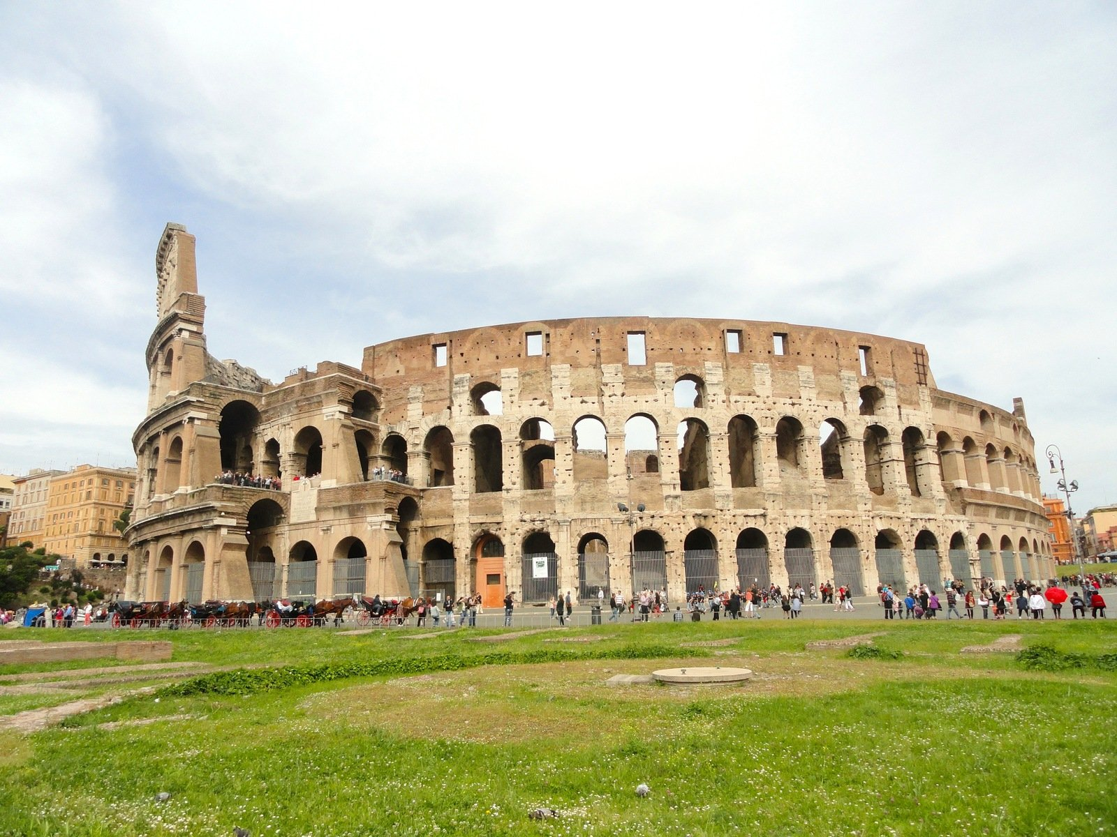 Free Colosseum Rome Stock Photo