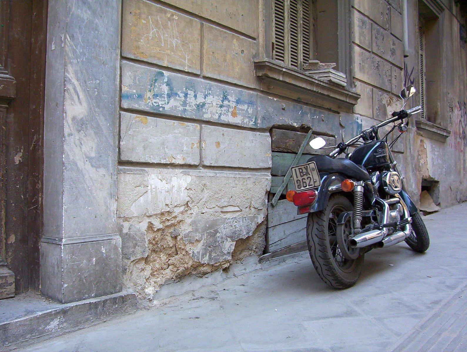 Motorbike,motorbike,street,athens
