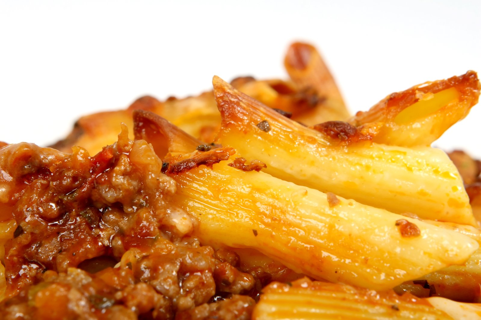 how to cook mince meat for pasta
