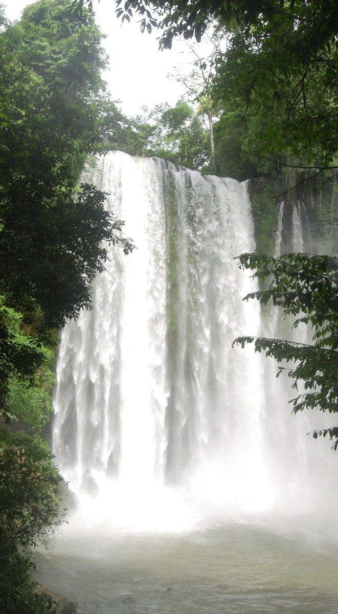 Free Waterfall Yucatan Stock Photo Freeimages Com