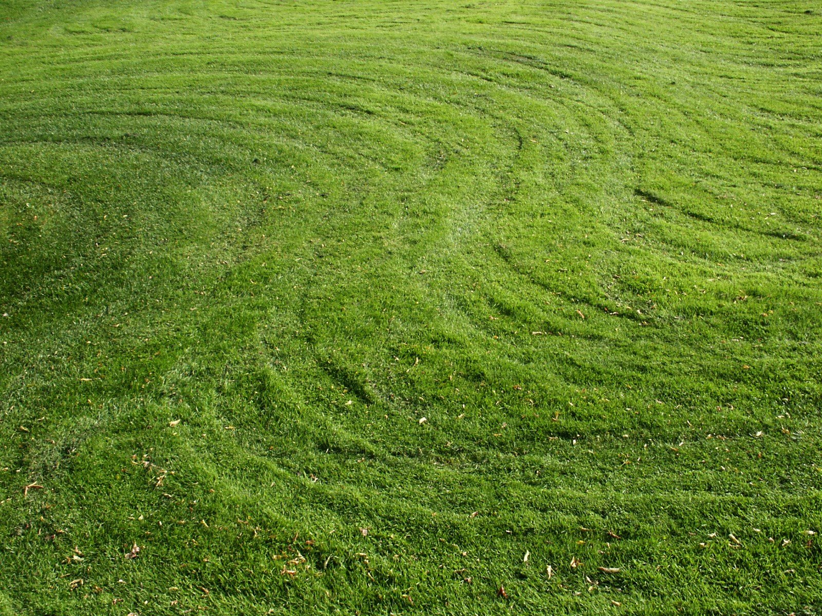 how to cut grass patterns