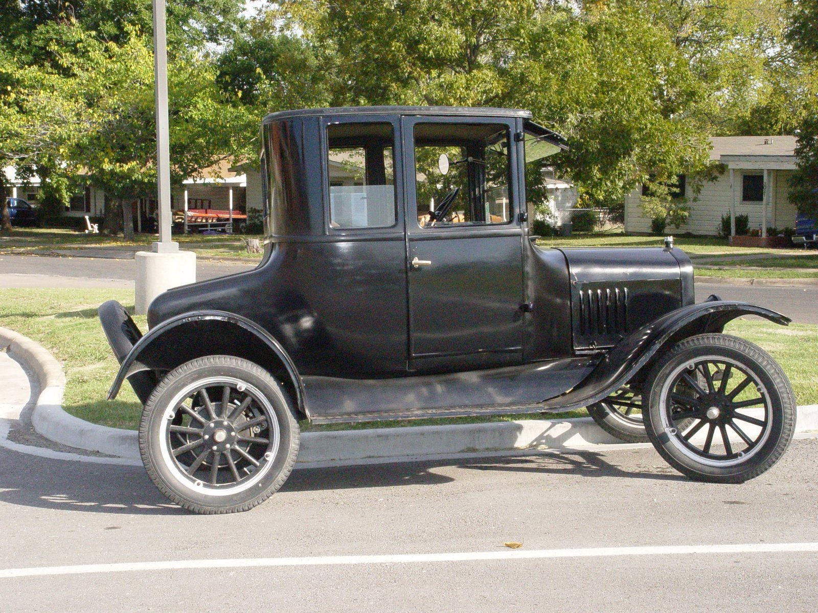 free old car stock photo. Black Bedroom Furniture Sets. Home Design Ideas